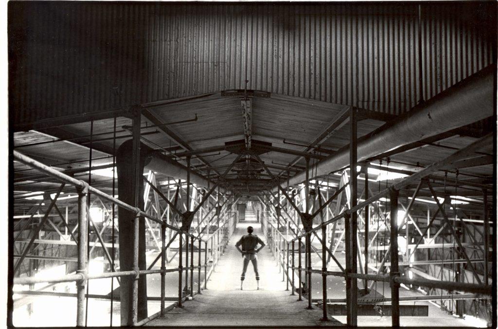 Leonard Fink, West Side Manhattan, Originalfotografie limitiert (5 Stk.)