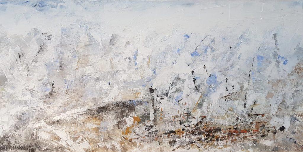 Brandner_Zürs am Arlberg_110x80 cm