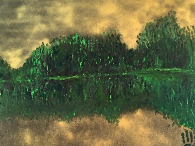 Ditrich_Meditative Stimmung_120 x 100 cm