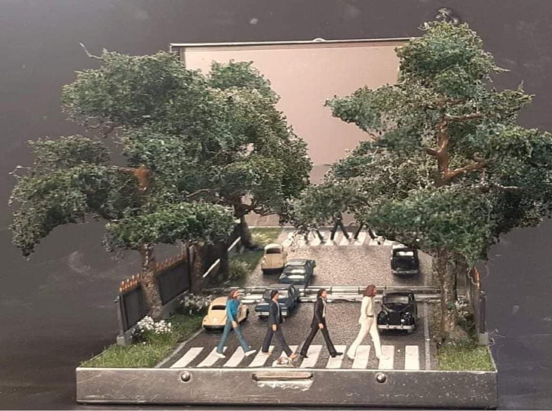 Christ_Abbey Road_Auftragsarbeit